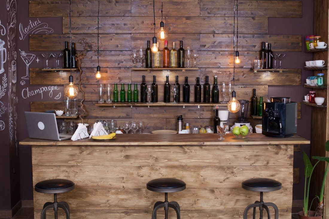 Many people have considered adding a home bar but don't know exactly where they should start. If you're considering adding a home bar follow these tips for home bar success.