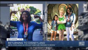 Visiting Disney in 2021