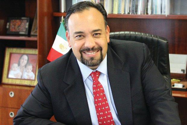 An interview with Dr Jose Rodrigo Roque Diaz
