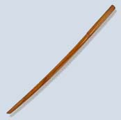Bokken (wooden sword)