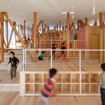 EDUCATION & ARCHITECTURE IN JAPAN: HAKUSUI NURSERY SCHOOL