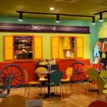 BAREFOOT BOOKS STORYTELLER'S CAFÉ IN OXFORD