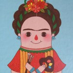 FRIDA KAHLO:  A  STORY FOR CHILDREN