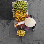 VENDORS FROM ABOVE: VIETNAM BY PHOTOGRAPHER LOES HEERINK