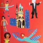 LONDRES Y BERLÍN: NUEVA COLECCIÓN DE GUÍAS PARA NIÑOS