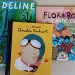 3 TRAVEL BOOKS FOR CHILDREN