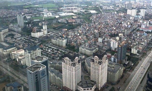 The Capital Hanoi