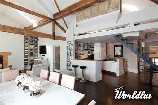 Elegancki Apartament W Londynie Oto Nowoczesny