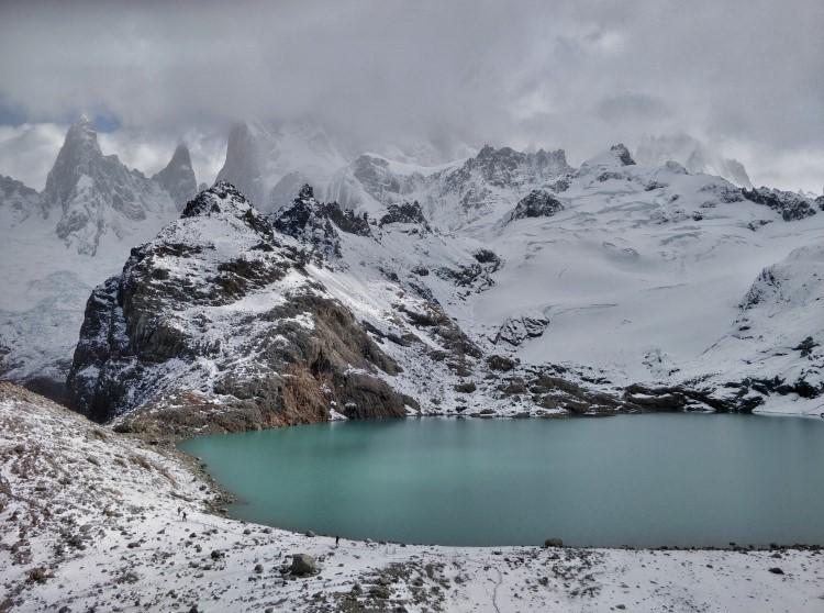Laguna de los Tres, El Chalten Patagonia.