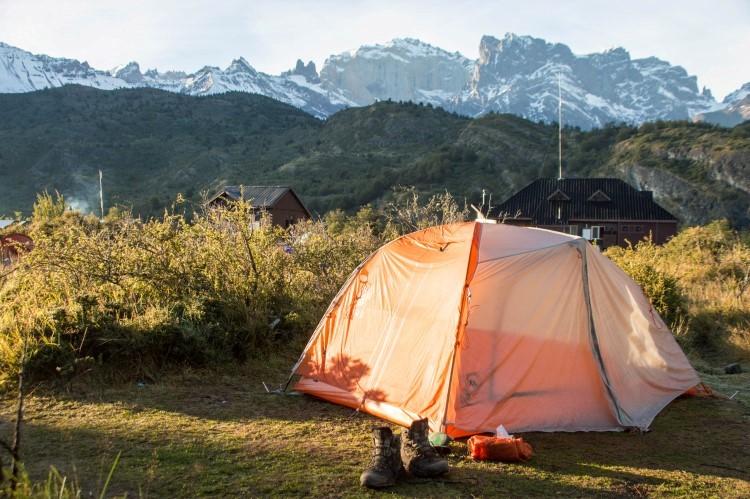 Big Agnes Copper Spur backpacking tent