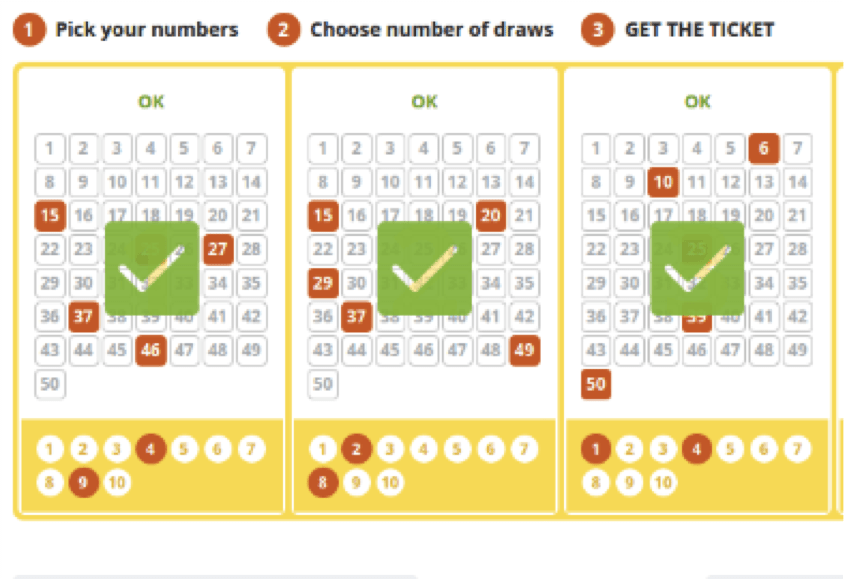 Euro Millions results Friday 28th August 2020 Winning
