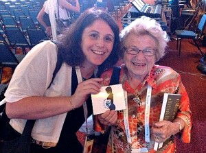 susie and dr. ruth