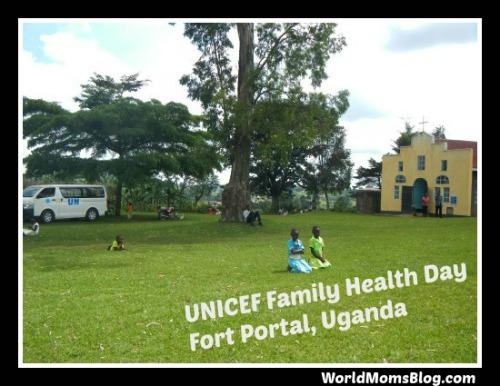 UN Van Church Fort Portal