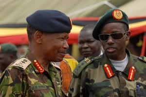 Kenya military