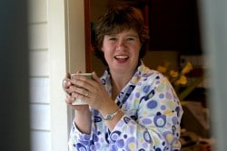 NEW ZEALAND: Interview with Karyn Van Der Zwet