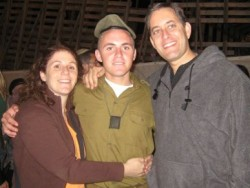 ISRAEL: From Baby to Soldier. From Worried Mom to Calm Mom.