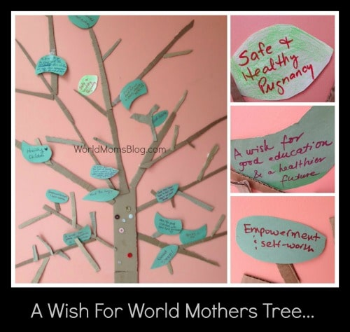 GUEST POST: A Wish For World Mothers Party!