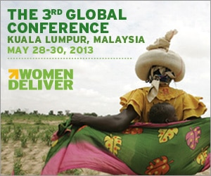 Women Deliver Conference In Kuala Lumpur, Malaysia