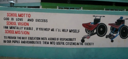 KENYA: Disability Is Not Inability