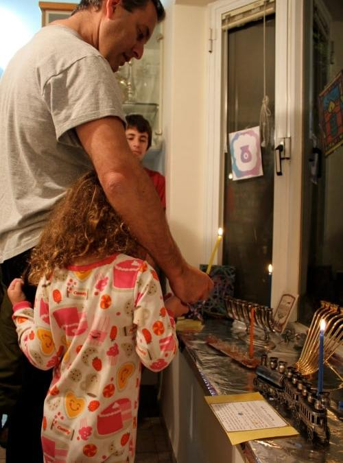 ISRAEL: Thanksgivukkah, A Reminder of Grateful Kindness