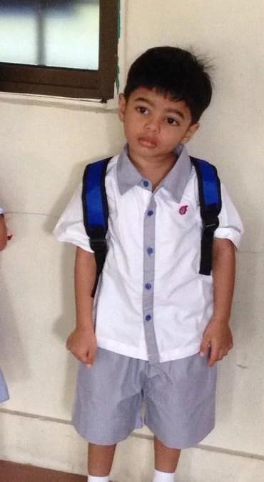 SINGAPORE: A School Fiasco