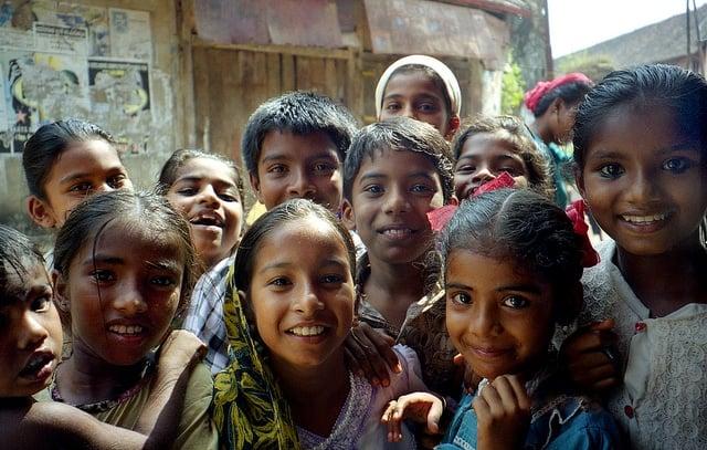 GUEST POST:  Raising Children in India