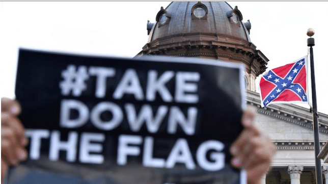 SPECIAL REPORT: An American Mom, a Flag, and the Charleston Terrorist Attack