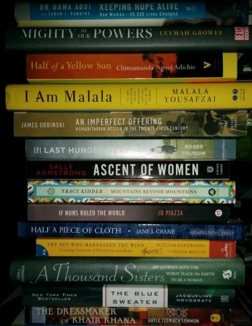 WORLD VOICE: Summer Reading with Meaning