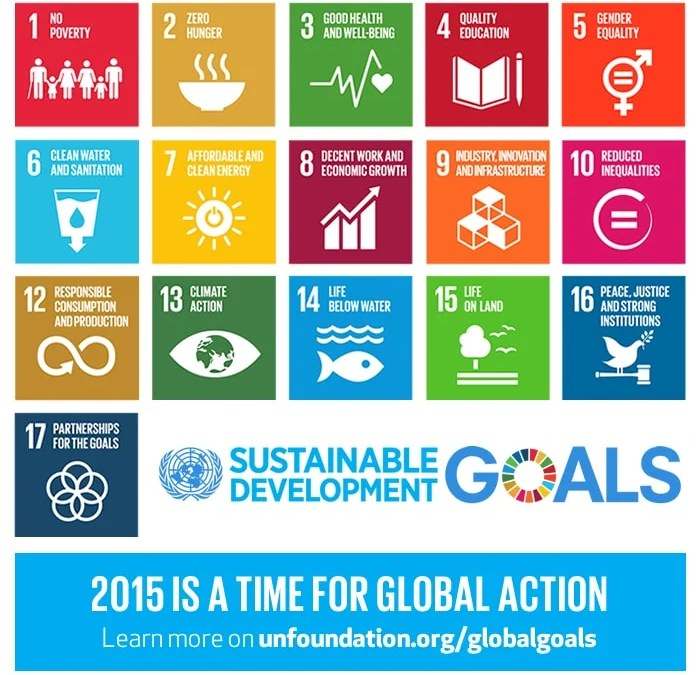 WORLD VOICE: Are These on Your To-Do List? #GlobalGoals