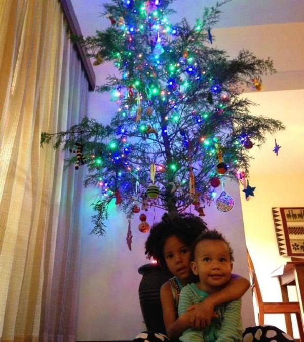 #WorldMoms: Christmas Trees Around the World….