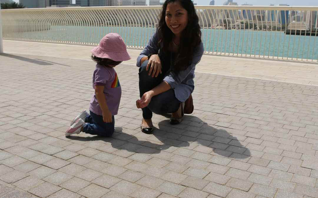 UAE: Interview with World Mom, KC in Abu-Dhabi