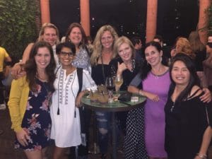 The Crew of World Changers from World Moms Network and other social good bloggers