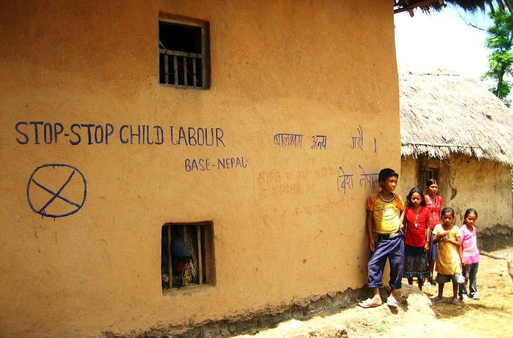 Fighting for Children's Rights on UN World Day Against Child Labor