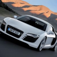 Audi R8 road car Design