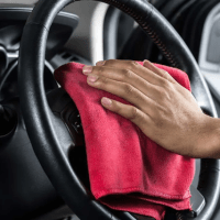 Coronavirus how to properly clean the interior of his car