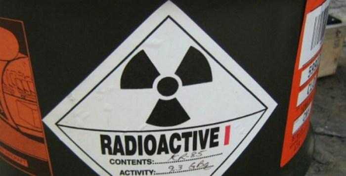 Alerta en 9 estados de México por robo de fuente de radioactividad