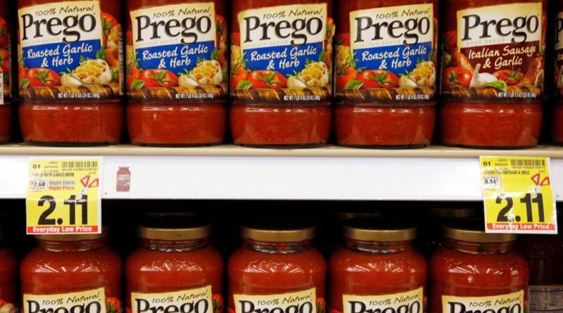 La principal razón por la que la salsa de espagueti Prego es tendencia en Twitter