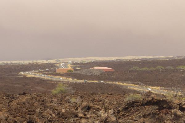 Récord de incendios forestales en medio de la sequía en la Isla Grande de Hawái