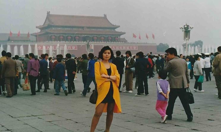 La mujer más rica de China reaparece brevemente en una llamada telefónica a su exmarido