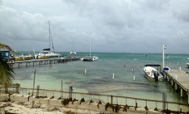 San Pedro Belize worldofawanderer.com