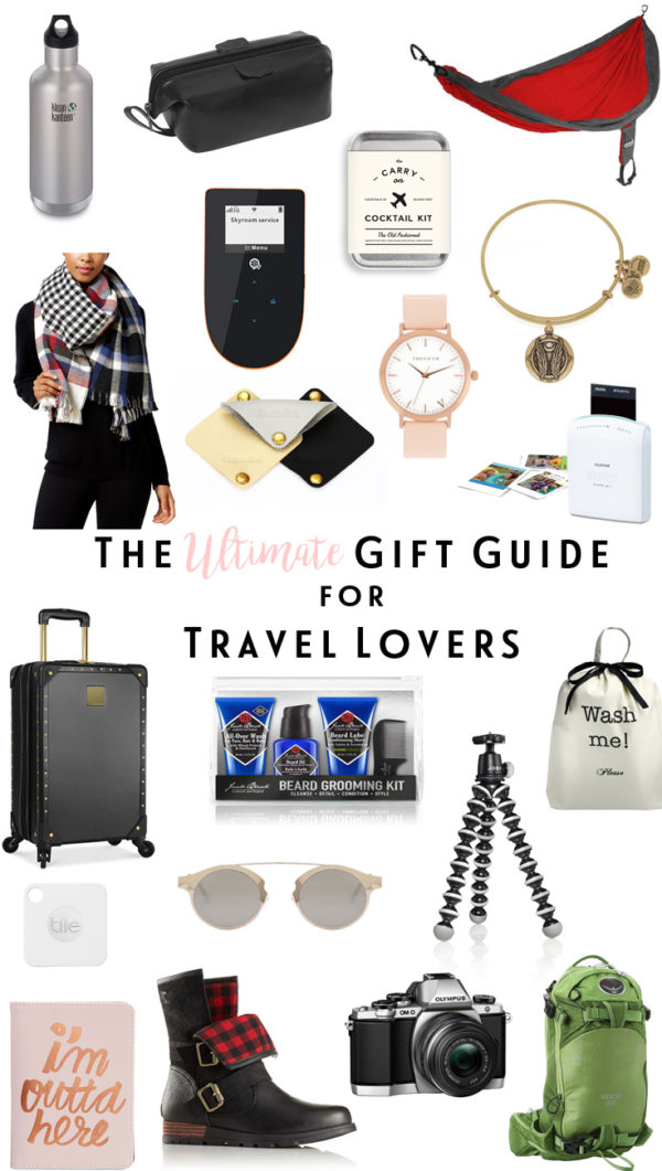 World of A Wanderer's Ultimate Gift Guide for Travel Lovers