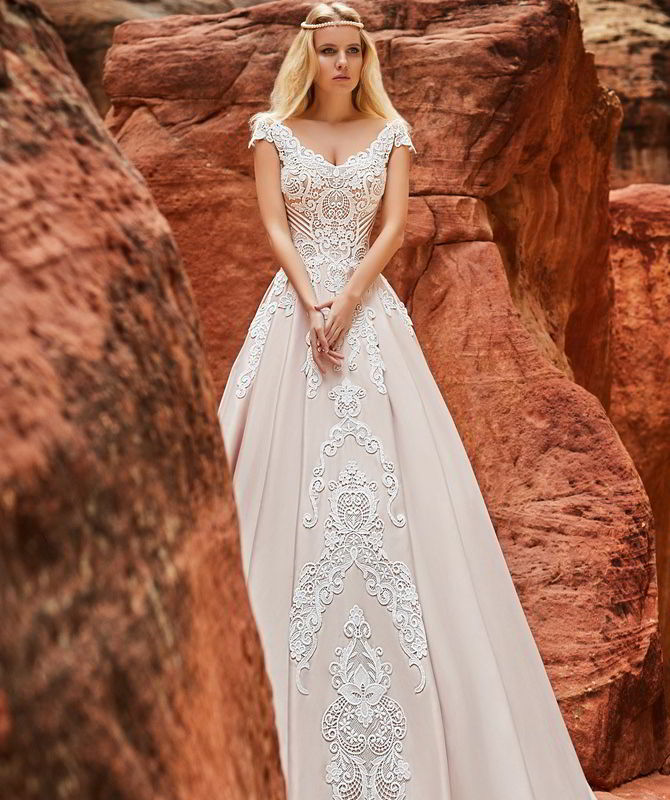 Oksana Mukha 2018 Wedding Dresses World Of Bridal