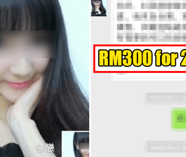 Malaysian Guy Gets Scammed By Pretty Girl When Using Wechats People Nearby Function