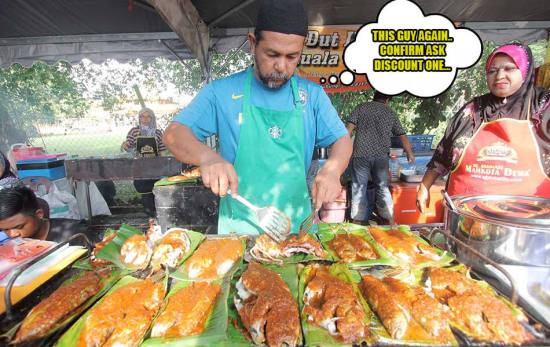 [Test] 7 Hacks Every Malaysian Should Know When Buying Food at a Bazaar Ramadan - WORLD OF BUZZ 13