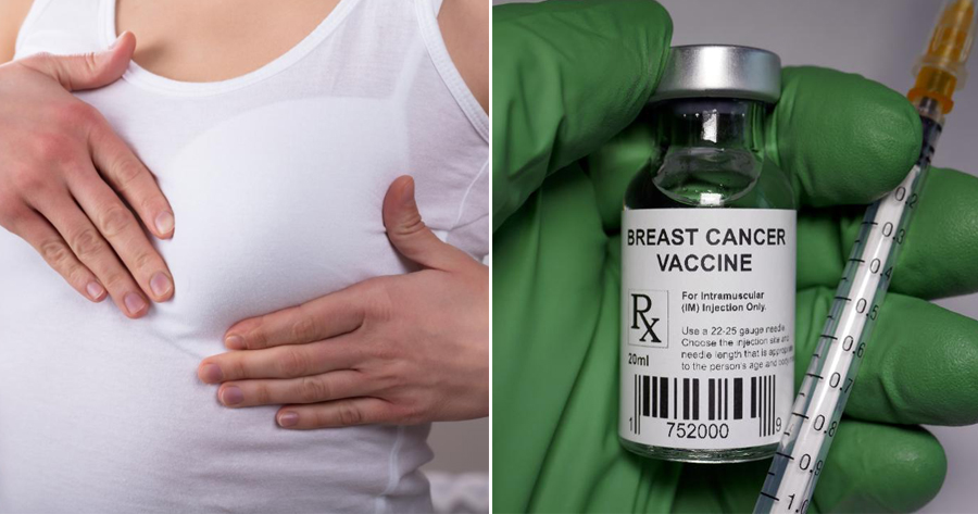 New Vaccine Could Prevent AND Cure Breast Cancer Soon, Test Patients Showing Positive Results
