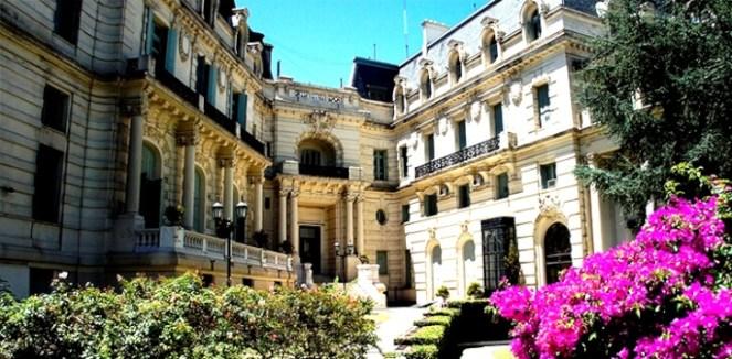 Palacio Paz / Círculo Militar Palacio Paz / Círculo Militar