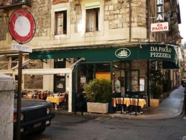 Pizzeria da Paolo geneva