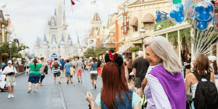 Orlando Layover - Disney World