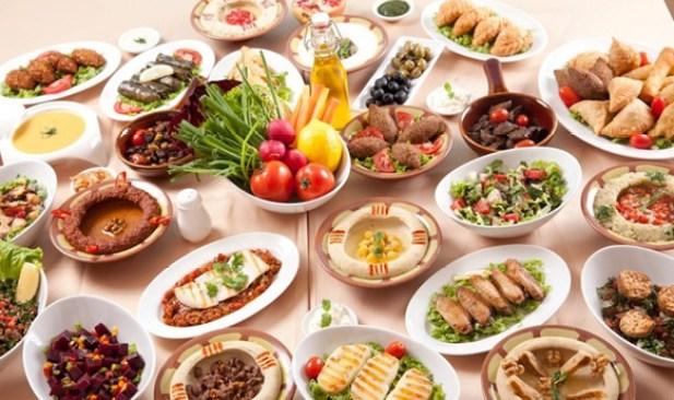 Lebanese starters