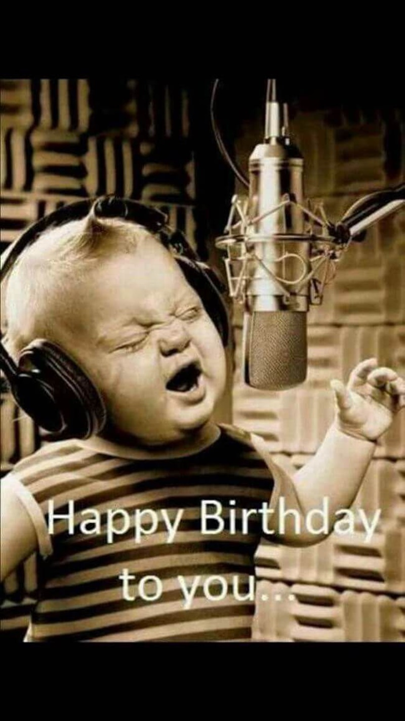 Happy Birthday Oh Yes I Did Two Snaps Up In Z Formation Men On